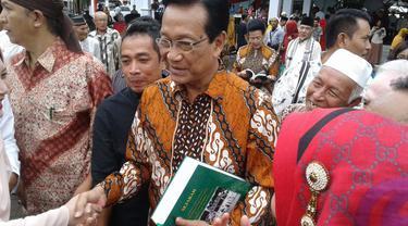 Lebaran Ketupat Warisan Panglima Perang Diponegoro di Minahasa
