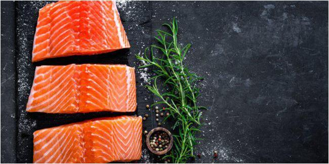 Salmon/Copyright Shutterstock