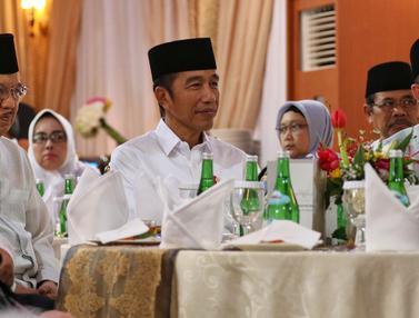 Presiden Jokowi dan Wapres Jusuf Kalla Buka Puasa Bersama Ketua DPR
