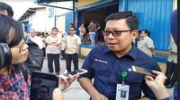 Direktur Utama PT Food Station Tjipinang Jaya, Arief Prasetio (Foto:Merdeka.com/Wilfridus S)
