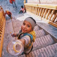 Terlupakan di barat Tiongkong, Kashgar jadi rumah bagi minoritas muslim.