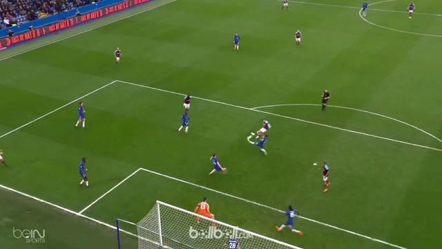 Berita video Javier Hernandez, Chicharito, mencetak gol untuk West Ham United sekaligus menahan imbang Chelsea 1-1 dalam lanjutan Premier League 2017-2018. This video presented by BallBall.