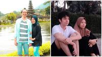 Potret Kebersamaan Angga Yunanda dan Kakak. (Sumber: Instagram.com/anggayunandareal16 dan Instagram.com/dinda_yunarmi)