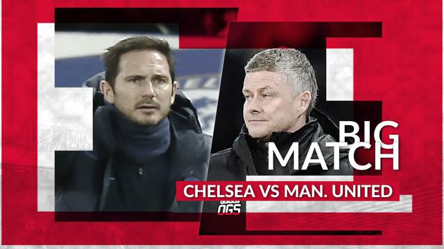 Berita Video Bigmatch Chelsea Vs Manchester United, The Blues Diuntungkan Dengan Absennya Marcus Rashford
