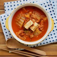 ilustrasi Sup Kimchi Tahu/copyright Shutterstock