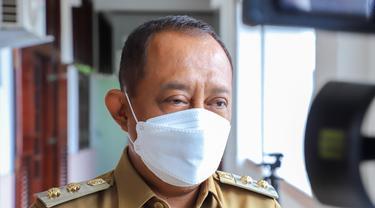 Wakil Wali Kota Surabaya Armuji (Dian Kurniawan/Liputan6.com)