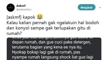 Pengalaman Lucu Netizen
