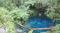 Danau Kaco selain jernih juga menyimpan cerita mistis