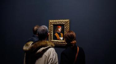 Pameran Leonardo Da Vinci
