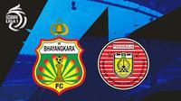 BRI Liga 1 - Bhayangkara FC Vs Persiraja Banda Aceh (Bola.com/Adreanus Titus)