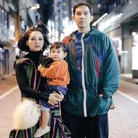 Andien dan keluarga (Instagram/andienaisyah)