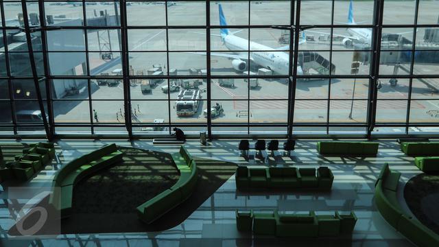 Japan Airlines Terbang Dari Terminal 3 Bandara Soekarno