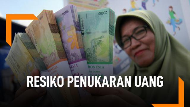 Resiko Penukaran Uang Ilegal Jelang Lebaran