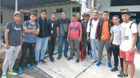 Bonggo Pribadi memboyong 10 pemain Blitar United ke Aceh United demi target lolos ke Liga 1 2018. (Bola.com/Gatot Susetyo)