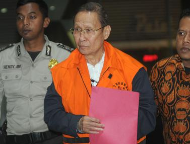 Penyuap Direktur Utama PTPN III Ditahan KPK