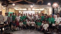 Acara Startup for Weekend Indonesia terselenggara berkat kolaborasi Sinar Mas Land dengan Kumpul dan Techstars. Liputan6.com/Pramita Tristiawati