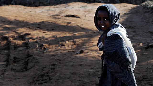 Ilustrasi wanita Ethiopia (Pixabay)