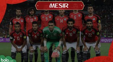 Berita Video Profil Tim Piala Dunia 2018, Mesir Tunggu Kejaiban Salah