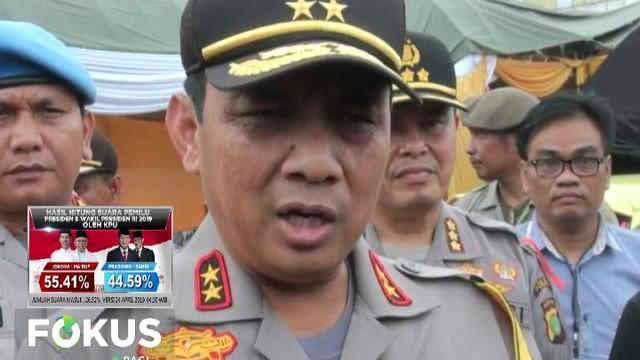 Menkopolhukam Wiranto menegaskan, penambahan pasukan Brimob di Jakarta merupakan upaya pemerintah untuk menciptakan rasa aman dan tentram pasca-pemilu serentak 2019.