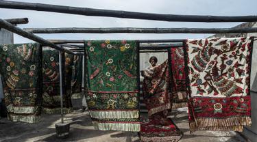 Menengok Proses Pembuatan Batik Sidoarjo
