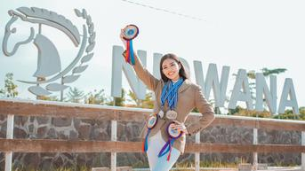 Pendatang Baru Margenie Winarti Sabet 3 Medali di Nirwana Show 2021