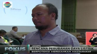 Yayasan Lembaga Konsumen Indonesia menilai rencana kenaikan daya listrik meresahkan masyarakat.