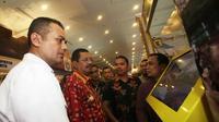 Proyek strategis nasional harus bawa manfaat bagi warga sumut. Foto: (Reza Perdana/Liputan6.com)