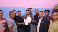 Pelaku ditangkap di Kabupaten Asahan, Sumut