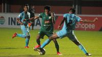Duel PSS vs Persela di Stadion Maguwoharjo, Sleman, Kamis (15/8/2019). (Bola.com/Vincentius Atmaja)