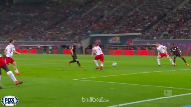 Bayer Leverkusen mengamankan kemenangan penting 4-1 atas RB Leipzig dan naik ke peringkat empat klasemen sementara Bundesliga yang...