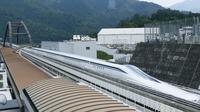 Kereta Maglev di Jepang yang pecahkan rekor kecepatan (Japan Times)