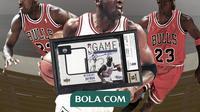 Sentuhan Kartu Rp 30 M Michael Jordan