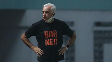 BRI Liga 1 2021: Borneo FC vs Persebaya Surabaya