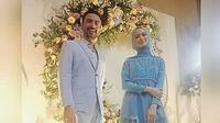 Momen Reza DA dan Valda Alviana yang jarang tersorot. (Sumber: Instagram/@valdaalviana)