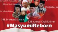Partai Masyumi 'reborn' kembali dideklarasikan di Jakarta. (dok.masyumi.id)