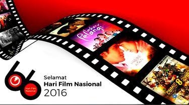 30 Maret, Netizen Riuh Berkicau Peringatan Hari Film Nasional