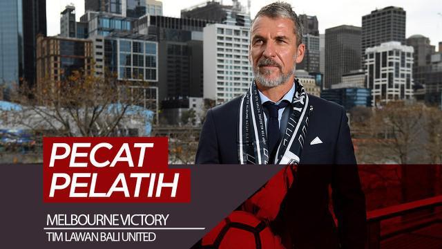 Berita video Bali United selanjutnya menghadapi Melbourne Victory, yang baru saja memecat pelatihnya, di Liga Champions Asia 2020. Apakah hal itu bisa menguntungkan tim Serdadu Tridatu?