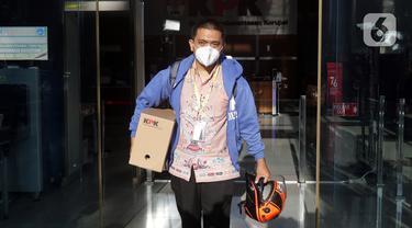 Angkut Sebagian Barangnya, Yudi Purnomo Tinggalkan Gedung KPK