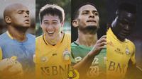 Bhayangkara FC - Ilustrasi Pemain Asing (Bola.com/Adreanus Titus)