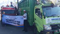 Angkutan bantuan dengan KA secara gratis untuk korban bencana di Palu ini mulai dioperasikan pada 6-31 Oktober 2018 dengan relasi Tanjung Priok, Jakarta - Kalimas, Surabaya.