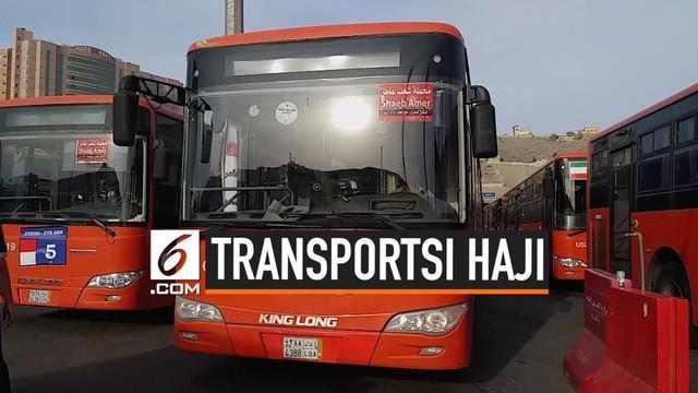 Setiap harinya 400 bus Salawat mengantar jemaah haji Indonesia menunaikan salat 5 waktu di Masjidil haram. Selain nyaman dan tepat waktu, bus juga memudahkan mobilitas jemaah haji selama di Makkah. Bus tersedia  di 3 terminal di sekitar Masjidil Hara...