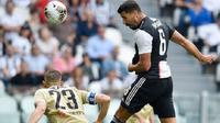 Laga antara Juventus vs SPAL di Turin dalam lanjutan kompetisi Serie A Italia. (Foto: Doc Juventus)