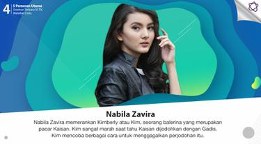 5 Pemeran Utama Sinetron Terbaru Sctv Malaikat Cinta News