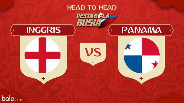 Berita video head-to-head Piala Dunia Rusia 2018: Inggris vs Panama.