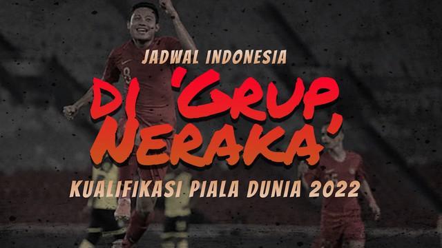 Timnas Indonesia telah mengetahui siapa saja lawan yang harus dihadapi di putaran kedua Kualifikasi Piala Dunia 2022 zona Asia. Pasukan Simon McMenemy dikepung tiga rival Asia Tenggara dan satu raksasa Asia Barat.