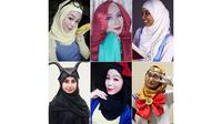 Kostum Halloween untuk pengguna jilbab?