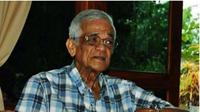 Mantan Gubernur Timor Timur dan eks Wakil Perdana Menteri Timor Leste Mario Viegas Carrascalao meninggal dunia dalam usia 80 tahun di Kota Dili. (Foto: Jose Fernando Real/www.tvi24.iol.pt)