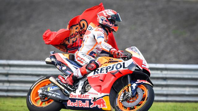 Marc Marquez Seals the 2019 MotoGP World Champion