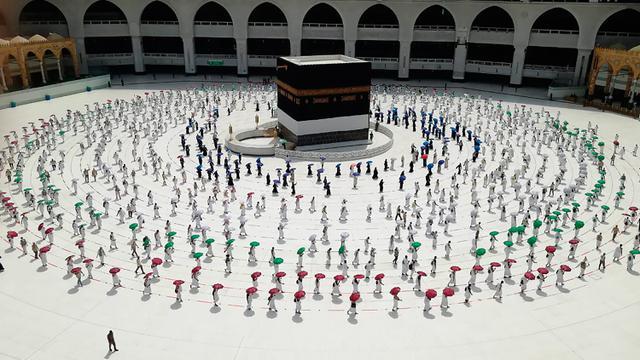 Jelang Ramadan, Arab Saudi Tingkatkan Kapasitas Masjidil Haram untuk Umrah  - Ramadan Liputan6.com