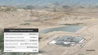 Berfungsi sebagai satu lokasi terpadu, pabrik baterai Panasonic dan Tesla ini akan dijuluki Gigafactory.